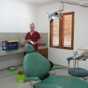 The Dental Clinic is nearly ready!