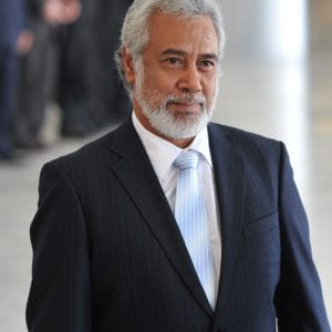 His Excellency XANANA GUSMÃO accepts Honorary Doctorate…