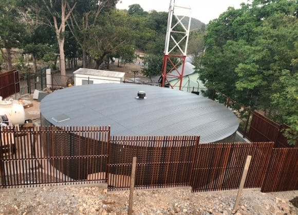 Water Tank Project