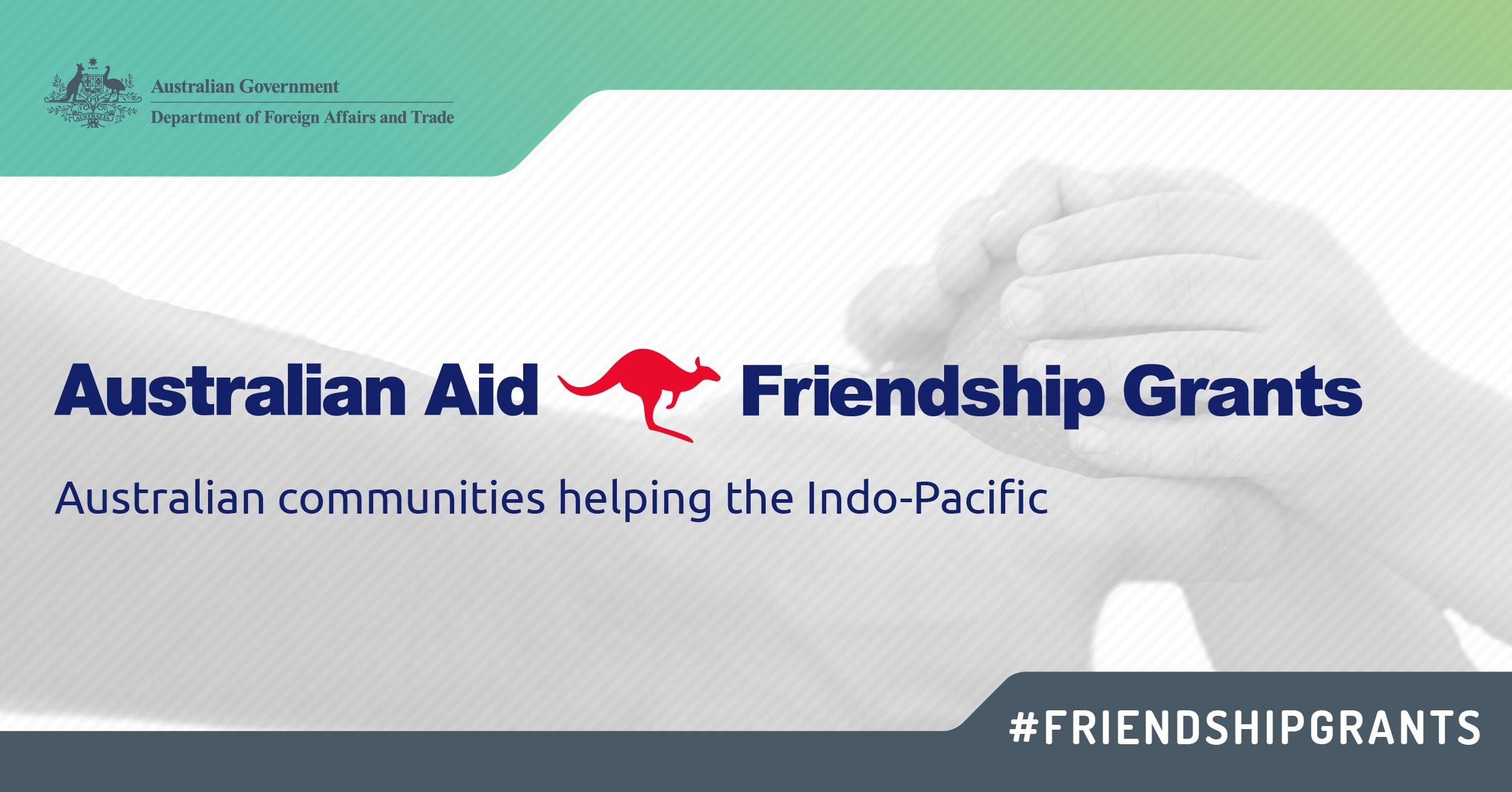 Australian Aid Friendship Grants