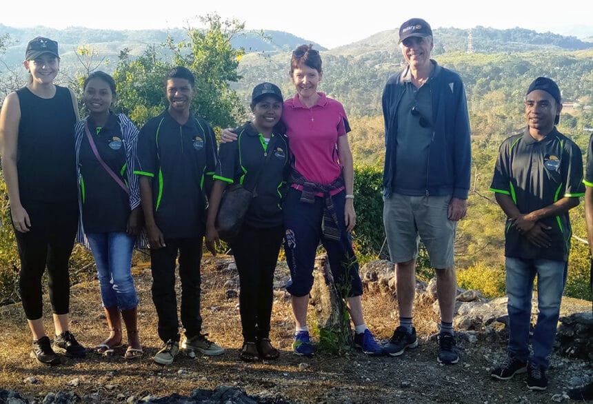 Balibo Trails feature in official Ministry of Tourism Update!